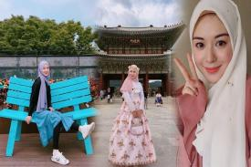 Fashion Hijab Casual Simple